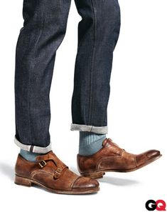 Monkstrap Dress Shoes for Men: Wear It Now: GQ