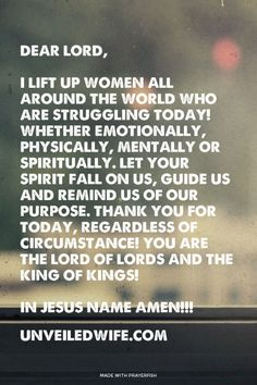 Prayer Of The Day - When Wives Struggle - http://unwf.co/1paJNBN #marriage #prayer