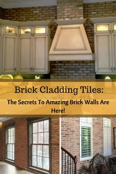 Here you'll find countless brick cladding options for your house. #mortonstones #brickwall #rustic #home #decor  #interior #decor #homeideas #brickcladdingtiles #bricktiles  #brickcladdingpanels