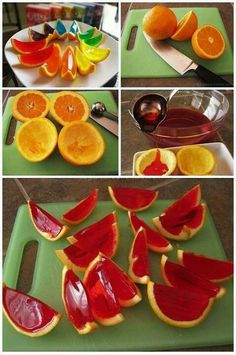 Add a little alcohol and you have an awesome jello shot!