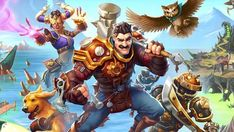 Torchlight III is now available on Xbox One, PlayStation 4, and PC Xbox Achievements, Video Game Trailer, Xbox One Games, Group Of Friends, Perfect World, New Adventures, Playstation, Product Launch, Hero