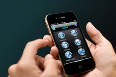 Shopping Mall Iphone App by Caner Erdogan, via Behance