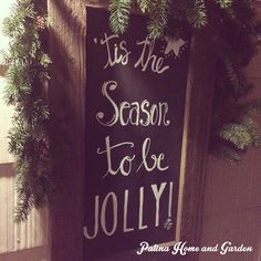 Holiday Typography