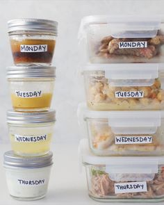 Prep your lunches for the week on a Sunday afternoon for a relaxed and stress-free week ahead! Prep your lunches for the week on a Sunday afternoon for a relaxed and stress-free week ahead! Lunch Meal Prep, Healthy Meal Prep, Healthy Snacks, Healthy Recipes, Healthy Lunchbox Ideas, Healthy Packed Lunches, Lunch Menu, Dinner Healthy, Detox Recipes