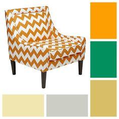 5 tips for choosing a color scheme via The Grande Design