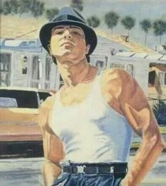 1000 images about oldies are forever on pinterest old for Blood in blood out mural la river