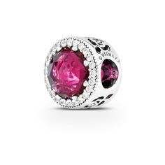 Be the belle of the ball with this captivating charm, inspired by the iconic rose from Disney's Beauty and the Beast. Shop your Pandora Charms here. Pandora Jewelry, Charm Jewelry, Jewlery, Pandora Charms Disney, Belle Beauty And The Beast, Rose Gold Charms, Cerise Pink, Pink Themes, Precious Metals