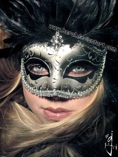 Mask. Not sure what I'd do with it or where I'd ever wear it, but I'd love to own it.