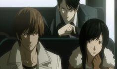Death Note S1E4 Pursuit