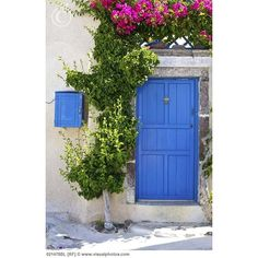 blue door at house on santorini [021478BL] u003e Stock Photos | Royalty.  sc 1 st  Pinterest & Harvard blue door~House of History LLC. | Harvard University ...