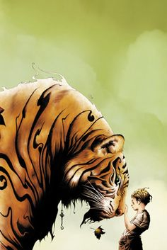 I'll never forget the day I first met Sana. She found me the day I was separated from my family. I had hid under a bush in the Brahmaputra flood plains hoping my family would find me soon. I heard rustling through the forest and was sure it was mother. Instead, a giant Bengal tiger appeared. I was terrified but she just watched me until it grew dark. At some point I fell asleep and when I woke up she had wrapped herself around me, to keep me warm. From that day forth we were inseparable.