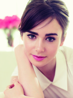 Lily Collins Joins New Anthony Lucero Movie Based On 'The Clown'