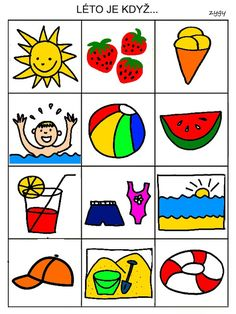 Pro Šíšu: Pracovní listy ČTEME PÍŠEME Alphabet Activities, Book Activities, Preschool Activities, Summer Activities For Kids, Diy For Kids, Colorful Drawings, Easy Drawings, Early Years Teacher, Free Preschool