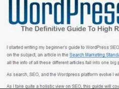 Yoast Should Boast It's WordPress SEO Guide - http://www.xb-build.com/yoast-should-boast-its-wordpress-seo-guide/
