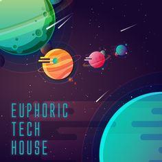 VA - Euphoric Tech House [Technosforza] 2016 Tech House Music, Dance Music, Techno, Space, Recipes, Floor Space, Ballroom Dance Music, Techno Music, Spaces