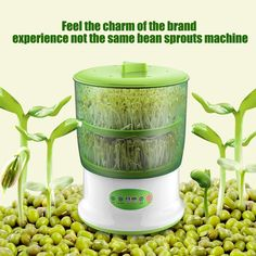 46.02$  Buy now - http://aliahl.worldwells.pw/go.php?t=32704560970 - 1PC perfect digital timer microcomputer intelligent double bean sprouts machine with Intelligent microcomputer 220V 20W