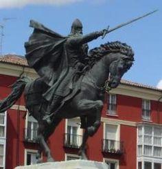Rodrigo Díaz de Vivar (1048-1099)