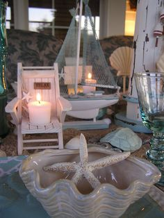 Luncheons at the Junction: Seaside Luncheon