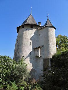 Tour des Sorciers - Sion - Valais  http://www.fotocommunity.fr