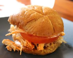 Jenny Craig Chicken Sandwich Recipe: Buffalo Chicken Sandwich