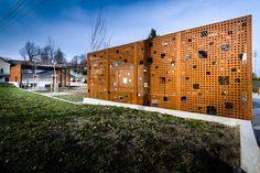 Public Space in Gora Pulawska / 3XA