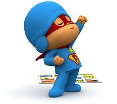 Pocoyo Netflix Kids show Spanish Cute Characters, Cartoon Characters, 3d Character, Character Design, Netflix Kids, Image Fun, Kids Corner, Cartoon Shows, Clipart