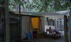 Housekeeping Camp in Yosemite National Park