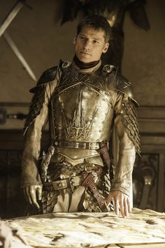 there are no men like me, there is only me., jaime lannister