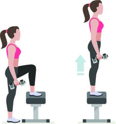 This brazilian butt lift workout is designed target your glutes, developing a larger, rounder booty! Give this a go if you want a toned, sexy booty. Tone Arms Workout, Bum Workout, Dumbbell Workout, Toning Workouts, Exercises, Kettlebell, Six Pack Abs Diet, Fitness Workout For Women, Summer Body