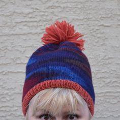 Pom pom cap beainie skull hat gift for her womens gift wool skull hat Christmas winter holidays gift for friend gift under 30 winter hat by socksandmittens on Etsy (null)