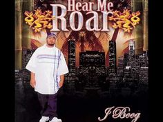 J.Boog's debut album 'Hear Me Roar' feat songs Love Season, Come And Get It ft Fiji and more...