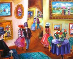 Shlomi Alter painting (80 pieces)