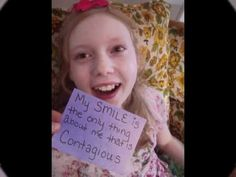 A friend made this inspirational clip in honor of her Sister Daphni Jo.  She has Rett Syndrome!