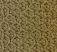 Picture of Tunisian Crochet Stitch Guide
