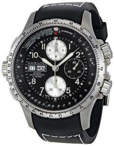 Hamilton Men's H77616333 X-Wind Automatic Watch