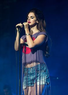 Lana Del Rey Photos: Isle Of Wight Festival - Day 2