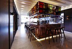 Perfecte sfeer in het hippe en #luxe #restaurant.