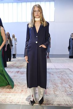 The Best Fall 2016 Coats from New York Fashion Week   StyleCaster