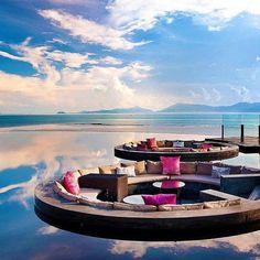 Comparateur de voyages http://www.hotels-live.com : On donnerait tout pour passer l'après-midi à buller ici pas vous ?! #KohSamui #thailand #upgrade #travel #voyage #voyageprive #holiday #discover #seetheworld #instagram #instatravel #instavoyage #travelling #vacation #lovetravel #beautiful #sea #sun #dream #paradise #watervilla #villa #pool #piscine #spa #evasion #detente #break Hotels-live.com via https://www.instagram.com/p/BC0UR0KBMni/ #Flickr via Hotels-live.com…