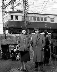 Floating Clouds (浮雲 Ukigumo) is a 1955 black-and-white Japanese film drama directed by Mikio Naruse.
