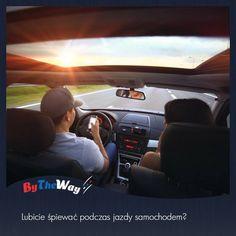 Jakiej muzyki najczęściej słuchacie podczas wspólnych podróży? Lubicie śpiewać podczas jazdy? Macie swoje ulubione utwory?