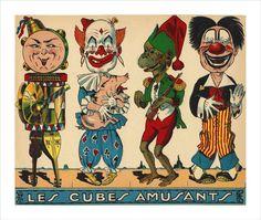 Les Cubes Amusants: France