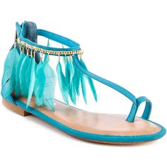 2 Lips Too Too Parrot - Turquoise ($50) ❤ liked on Polyvore