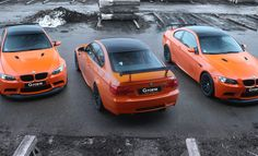 The first 3 are here… BMW M3 GTS owners also trust their engines with G-POWER's legendary supercharger systems