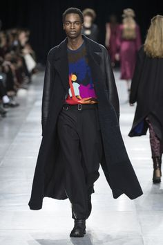 Paul Smith | Autumn Winter 2018 Show - Look 23 Fall Winter, Autumn, Paul Smith, Men's Collection, Ready To Wear, Men's Fashion, Menswear, Game, Casual