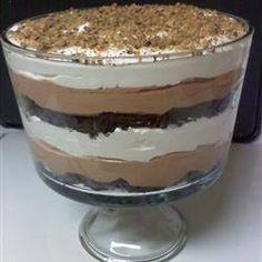 Tasty Chocolate Trifle recipe