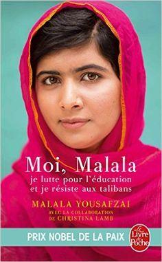 Quand les talibans prirent le contrôle de la vallée du Swat, au Pakistan, une toute jeune fille éleva la voix. Refusant l'ignorance à laquelle la condamnait le fanatisme, Malala Yousafzaï résolut de se battre pour continuer d'aller à l'école. Son courage faillit lui coûter la vie : en octobre 2012, à 15 ans, elle est grièvement blessée d'une balle dans la tête.