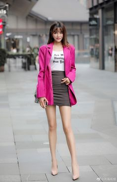 Free Online Link Extractor Tool (URL Extractor) to Extract URLs from Web Page. Korean Street Fashion, Korea Fashion, Asian Fashion, Sexy Asian Girls, Beautiful Asian Girls, Beautiful Legs, Girly Outfits, Casual Outfits, Fashion Outfits