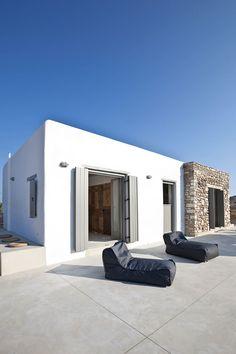 VOIS architects · Antiparos Katikia 1