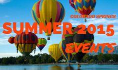 Colorado Springs Summer Events